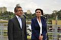 Przewodniczący Klubu Parlamentarnego PO oraz Wiceprzewodnicząca Klubu Małgorzata Kidawa - Błońska (6146777203).jpg
