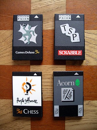 Psion Series 3 - Software for Psion Series 3 PDAs