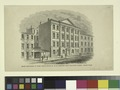 Public Schools. Front elevation of Ward School-House No. 20 in Chrystie near Delancey Street, Tenth Ward (NYPL Hades-1803745-1659342).tiff