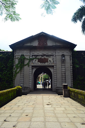 Gates of Intramuros - Puerta de Parian