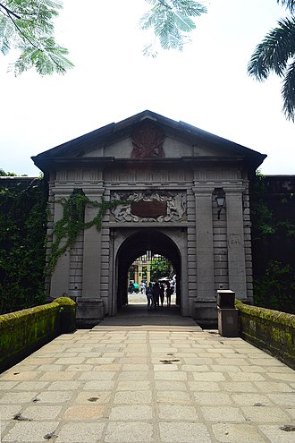 Gates of Intramuros - Puerta de Parian