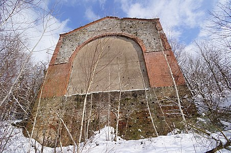 "Ruins of coal mine ""Arthur-de-Buyer"""