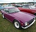 Purple Triumph TR6 (front).jpg