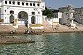 Pushkar, India, Pushkar Lake, Ghats.jpg