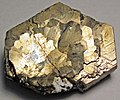 Pyrrhotite crystal (Dalnegorsk Skarn Deposit, Late Cretaceous, 70-90 Ma; Dalnegorsk, Russia) 6.jpg