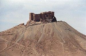 Palmyra Castle - Image: Qalat ibn maan 03(js)