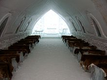 Ice Hotel Quebec Wikipedia