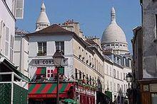 Cafe Louise Paris France
