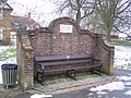 Queen Victoria's Bench - geograph.org.uk - 1711073.jpg