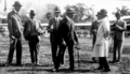 Queensland State Archives 3792 Sir John Goodwin and Lord Stonehaven at RNA Show August 1929.png