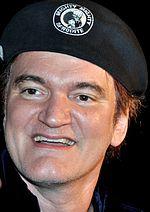 Quentin Tarantino alla prima di Django Unchained (2012)