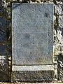 Quièvelon Dalle funéraire de Michel Joseph Moustier.jpg