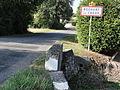Récourt-le-Creux (Meuse) city limit sign.JPG