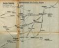 Réseau d'espionnage ferroviaire belge (carte établie par les Allemands - février 1916).png