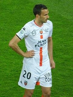Matthieu Saunier French association football player
