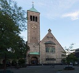 RE Mon 055 Christuskirche Recklinghausen 6817
