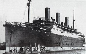 RMS Empress of Australia (1919)