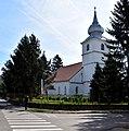 RO BV Făgăraș Biserica Reformată dinspre strada Unirii.jpg