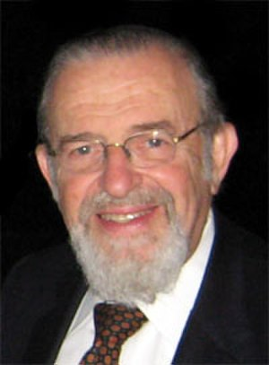 Norman Lamm - Rabbi Lamm, 2007