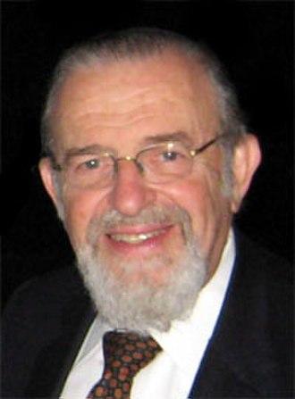 Norman Lamm - Rabbi Lamm, 2007