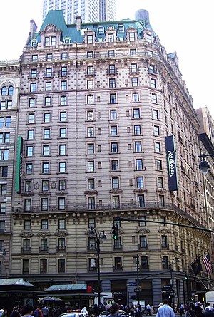 Radisson Hotel 53 West 32nd Street formerly Ma...
