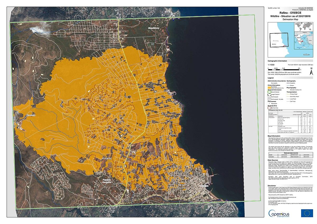 File Rafina Neos Vountzas Mati Fire Delianation Map Emsr300
