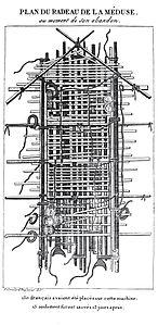 Raft of Méduse-Alexandre Corréard-IMG 4788.JPG