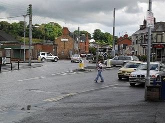Armagh railway station - Railway Street, Armagh