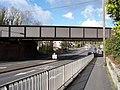 Railway bridge - Fareham - geograph.org.uk - 760230.jpg