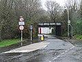 Railway bridge on Bridgend Road - geograph.org.uk - 1602767.jpg