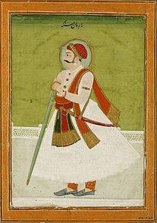 Mirja Man Singh I Raja of Amer