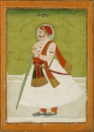 Man Singh I - Raja Man Singh I of Amer