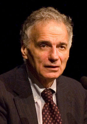 United States presidential election in Massachusetts, 2000 - Image: Ralph Nader headshot
