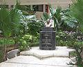 Ramanujan statue SASTRA Kumbakonam.jpg