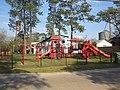 Randolph County Veterans Memorial Park playground.JPG