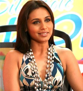 Rani Mukerji - Mukerji at a promotional event for Dil Bole Hadippa! in 2009