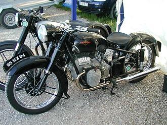 Ratier - Ratier motorcycle