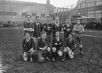 Philippe Bonnardel - Image: Red Star Football Club Saint Ouen 1920