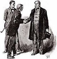 an analysis of the read headed league by sir arthur conan doyle In this lesson, you'll learn about the story and characters introduced in one of  arthur conan doyle's first sherlock holmes stories: ''the red-headed league.