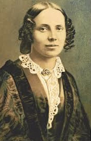 Regine Olsen - Regine Olsen, circa 1870s