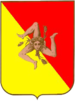 Coat of arms of Sicily