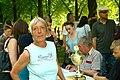 Renate Bäßmann Jugendbeauftrage im Kreisverband Pétanque Hannover-Stadt und -Land im NPV Schülermeisterschaft Boulefestival Hannover 2012 II.jpg
