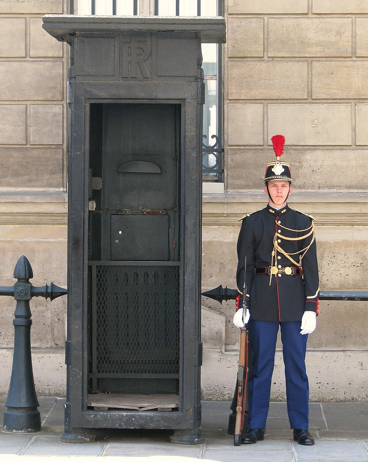 Republican Guard (France) - Wikipedia