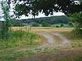 Restored landfill site, Roes Lane Crich - geograph.org.uk - 255643.jpg