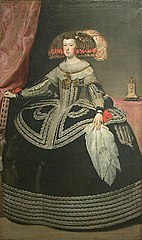 Portrait of Mariana of Austria