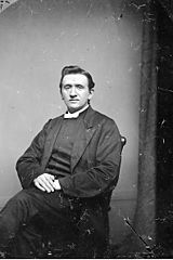 Revd Hugh Jones, Tegarth (1837-1919) (c1893)