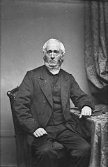 Revd William Evans, Aberaeron (Cong)