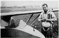 Ricardo Dyrgalla with a glider at an air meet in 1936 in Poland.png