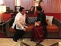 Richard J. Gordon and Aung San Suu Kyi at 31st ASEAN.jpg