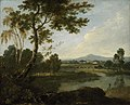 Richard Wilson - Landscape in Italy - 1956.11.63 - Smithsonian American Art Museum.jpg